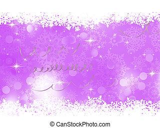 lila, licht, eps, hintergrund., 8, weihnachten