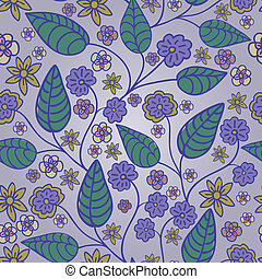 Lilac floral background