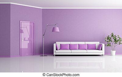 lilla living room