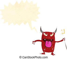 lille djævel, cartoon