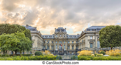 Lille Prefecture on Republic square - Republic square, ...