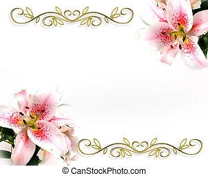 Lily Corners design
