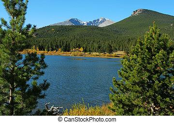 Lily Lake, Longs Peak