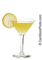 limón, martini