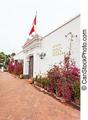 Lima,  larco, museo