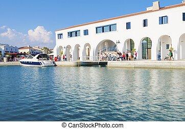 Limassol Marina, Cyprus - The beautiful Marina in Limassol ...