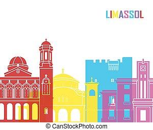 Limassol skyline pop