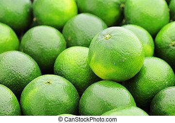 lime, citrusfrukt