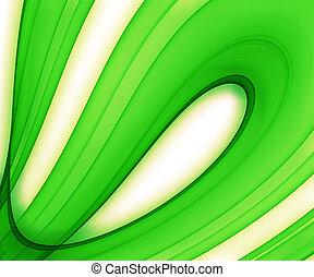 lime green theme
