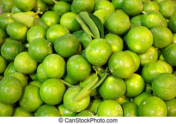lime in market