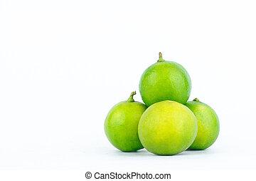 Lime ( lemon ) are high vitamin C