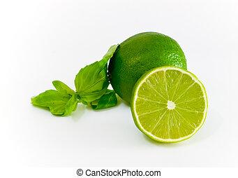 lime. green double lime. lemon.