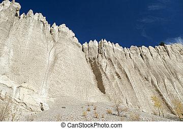 Limestone culmns - Limestone Culmns by Fairmont Hot Springs