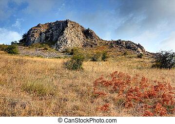 limestone peak