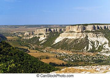limestone rocks