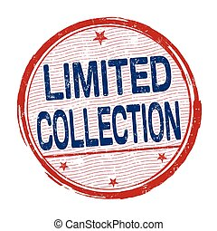 Limited Collection stamp