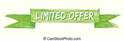 limited offer ribbon - limited offer hand painted ribbon...