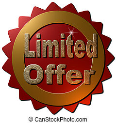 Limited Offer (Seal)