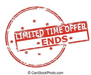 Limited time offer ends