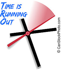 Limited time running out clock - Act now clock expires on...