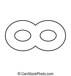 Limitless symbol icon