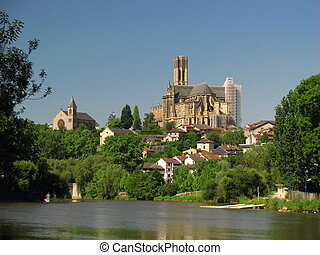 Limoges City, Southwest of France, Haute-Vienne, Limousin