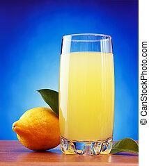 limonádé, citrom