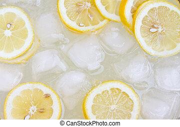 limonata, fondo