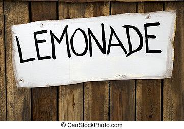 limonata, segno
