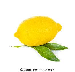 limone, frutta