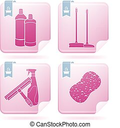 limpeza, eletrodomésticos