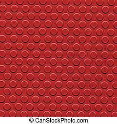 linóleo, textura, fundo, vermelho