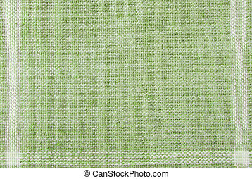 lin, hessian, tissu, texture