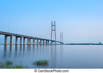 lina-powstrzymana, yangtze, most, rzeka
