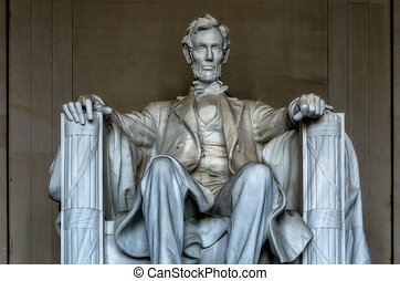 Lincoln,  memorial,  Washington,  DC