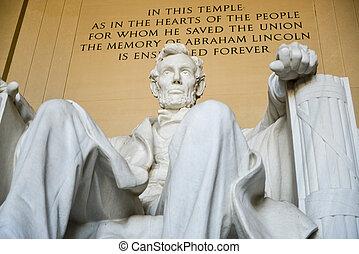 Lincoln Memorial - Washington, D.C.