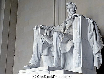 Lincoln Memorial, Washington DC USA