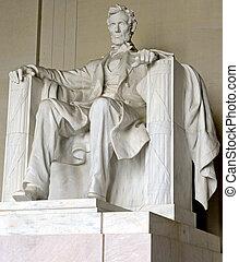 Lincoln Memorial, Washington DC USA
