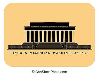 lincoln monument commémoratif