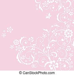 lindo, tarjeta de felicitación