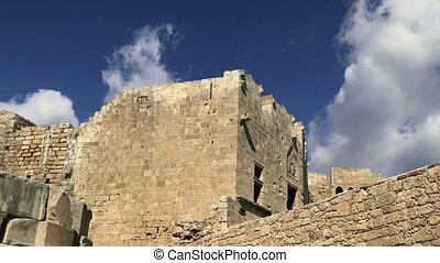 Lindos Acropolis,Rhodos, Greece