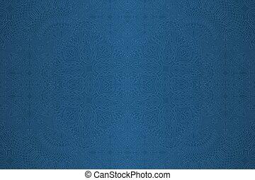 lineáris, motívum, kék, absztrahál rajzóra, seamless