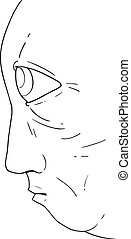 line face draw