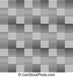 halftone pattern - Line halftone pattern with gradient...