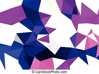 line light polygonal mosaic background, Vector illustration, Business design templates