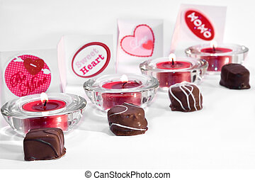 Line of Valentine's day treats