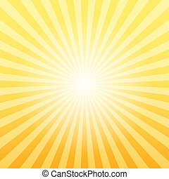 Line sunray background - Line sunray 2d raster background,...
