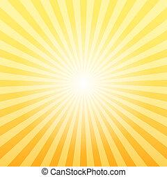 Line sunray background - Line sunray 2d raster background, ...
