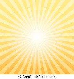 Line sunray background