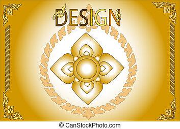 line-thai-design - line-Thai-design style